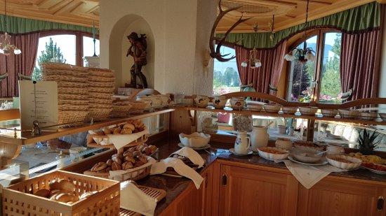 Hotel Restaurant Ennstalerhof: Reggeli