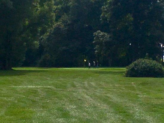 Syracuse, Индиана: South Shore 16th hole