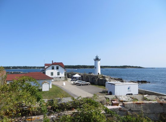 Portsmouth Harbor Lighthouse 2