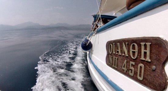 Aigio, Greece: amazing sea