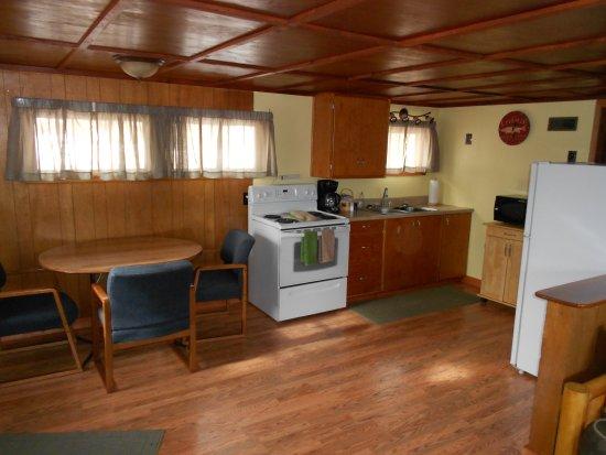 Red Feather Lakes, โคโลราโด: Cabin 2