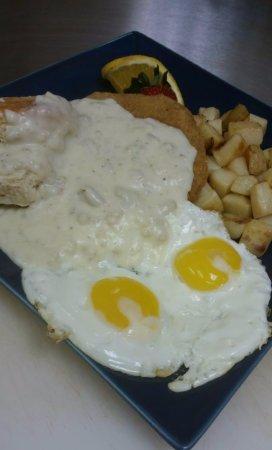 Port Saint Lucie, FL: Fran's Chicken Fried Steak
