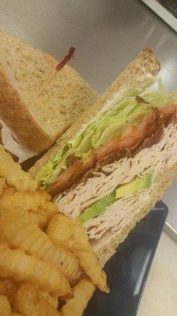 Порт-Сент-Люси, Флорида: Ava's Turkey BLT