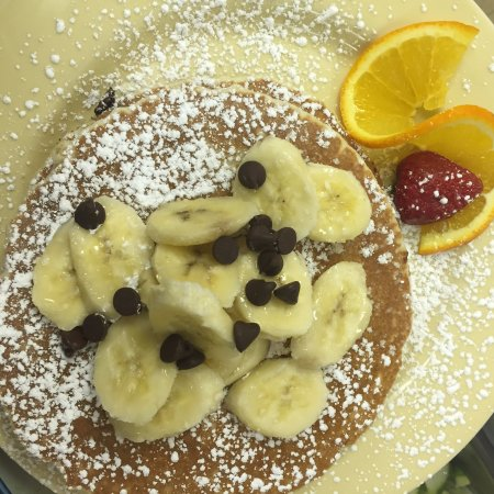 Port Saint Lucie, FL: Anna Banana Pancakes with Chocolate Chips