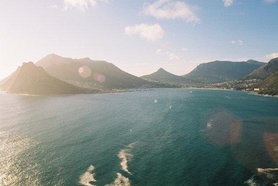 Cape Peninsula National Park, แอฟริกาใต้: cape view