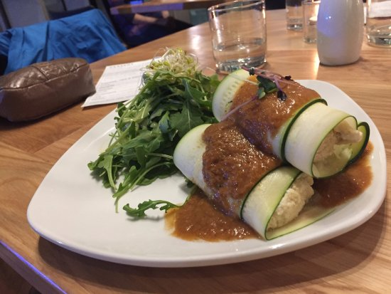 living kitchen manicotti - Living Kitchen Raleigh