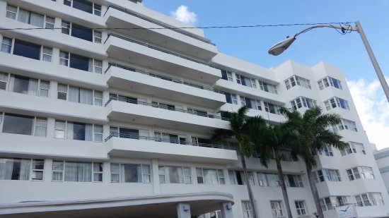 Seagull Hotel Miami South Beach: 20161002_111238_large.jpg