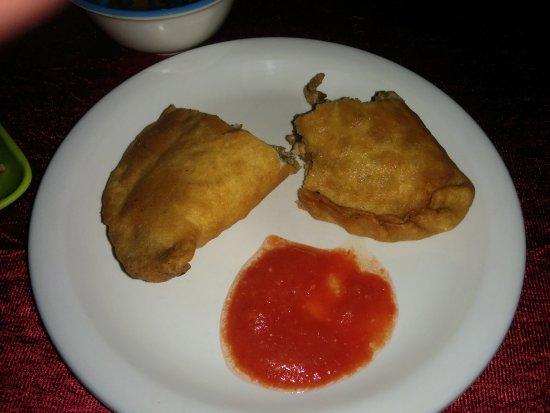 Melting Point Restaurant: Chicken Falay