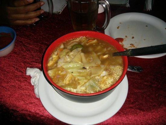 Melting Point Restaurant: Chicken Gyenthuk Soup