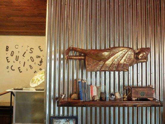 Balance Spa y Medicina Alternativa: Loft Studio Entrance