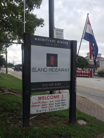 Solomons, Μέριλαντ: Island Hideaway