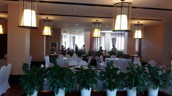 Changshan County, Chine : Ресторан