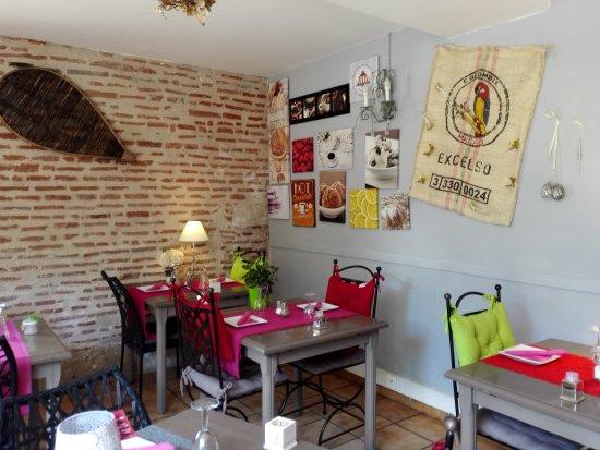 Sainte-Livrade-sur-Lot, Франция: la salle