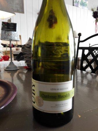 Sainte-Livrade-sur-Lot, Fransa: un autre vin