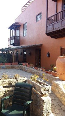 Hotel Rural San Miguel: patio di fronte la camera