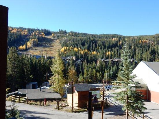 Keystone, Kolorado: View from room