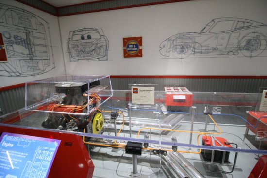 Toyota USA Automobile Museum: photo3.jpg