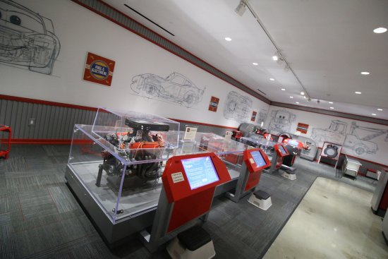 Toyota USA Automobile Museum: photo4.jpg