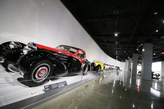 Toyota USA Automobile Museum: photo5.jpg