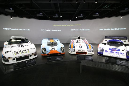 Toyota USA Automobile Museum: photo6.jpg