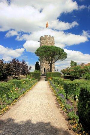 Turenne, Fransa: Le donjon