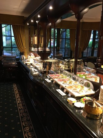 Hotel Villa Achenbach: Excellent breakfast buffet.