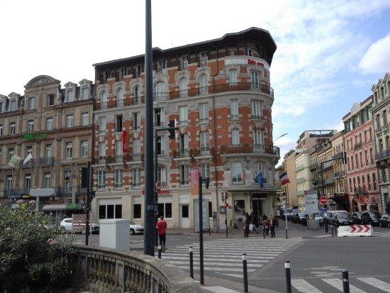 Restaurant Centre De Toulouse
