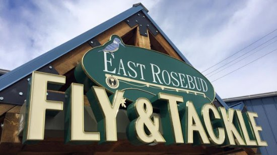 ‪East Rosebud Fly & Tackle‬