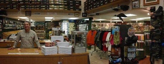 Billings, MT: Richard Romersa (owner East Rosebud Fly & Tackle)
