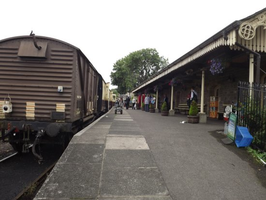 ‪East Somerset Railway‬