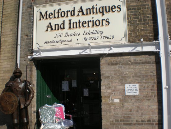 Melford Antiques & Interior Warehouse