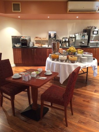 Imperial Hotel Galway: Hotel breakfast room