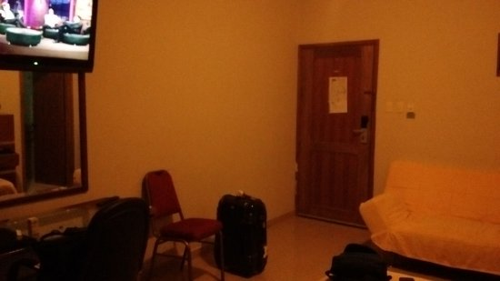Hotel Jolie: VISTA 2 HABITACION