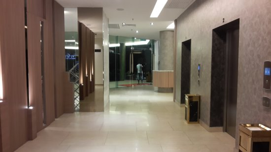 Amansari Hotel Desaru Bandar Penawar Malezya Otel