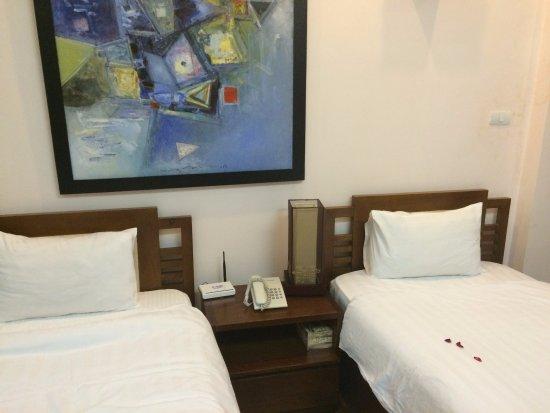 Nova Hotel: Habitación para dos personas