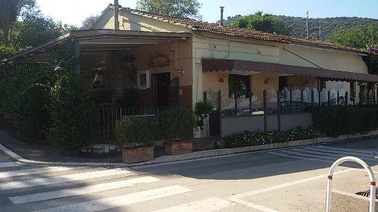 Baratti, Italia: La Pergola