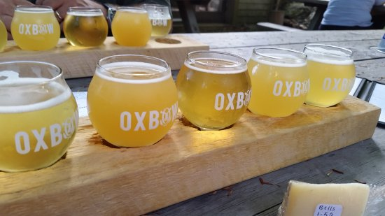 Newcastle, Мэн: Oxbow Brewing Company