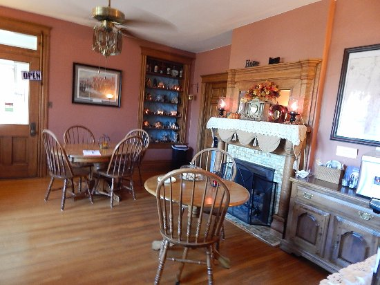 Keystone Inn Bed and Breakfast: The Dining Room