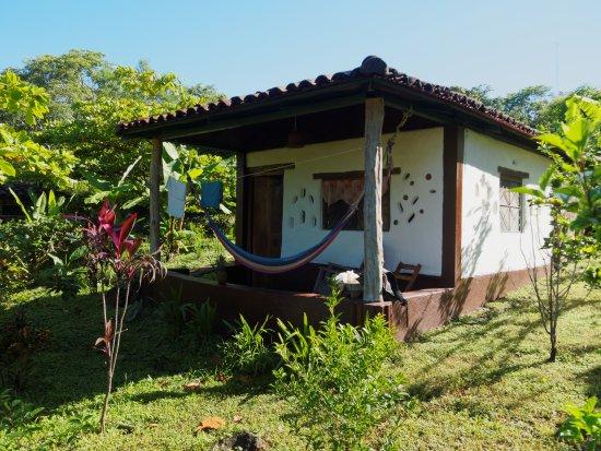 Finca Mystica: Unsere Hütte