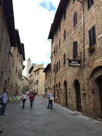 photo1.jpg - picture of hotel bel soggiorno, san gimignano ... - Hotel Bel Soggiorno San Gimignano Tripadvisor 2