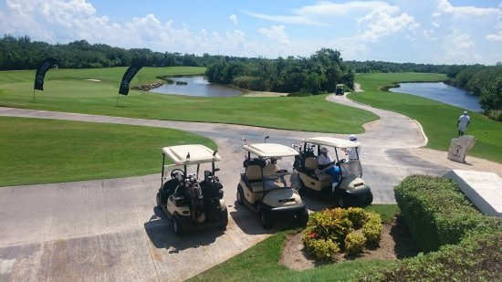 Moon Palace Golf Course