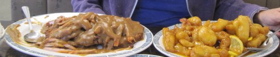 La Pine, Όρεγκον: Egg Foo Young and Lemon Chicken