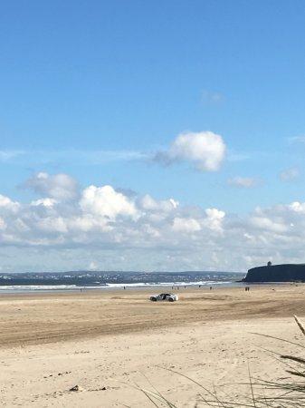 Limavady, UK: Beautiful beach and perfect surf!!