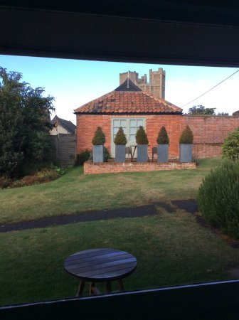 Orford, UK: View from our terrace