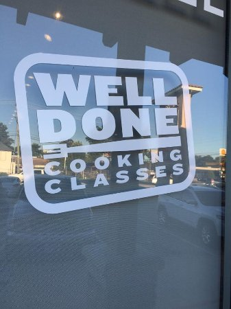 Well Done Cooking Classes