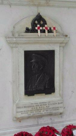 Sir Henry Wilson Bart