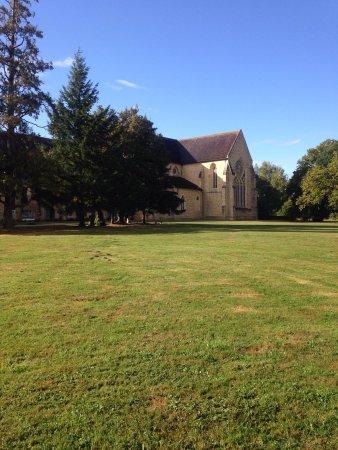 Abbaye de L'Epau: photo4.jpg