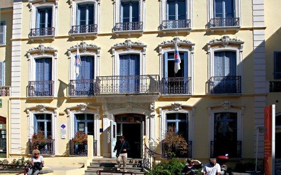 Tourist Office Amelie-les-Bains Palalda