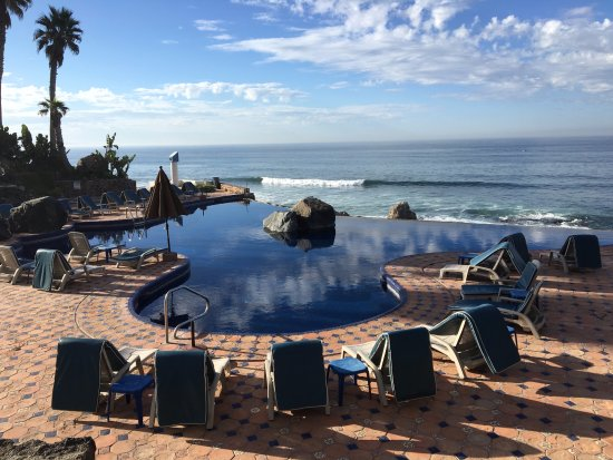 Las Rocas Resort & Spa: Beautiful infinity pool overlooking the Pacific!