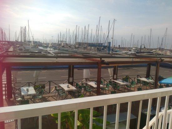 Burriana, Испания: Nuestras instalaciones en restaurante nautico